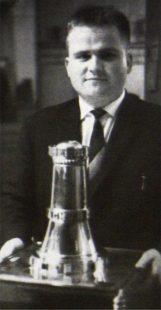 Internationaler Meister Hans-Günter Kestler