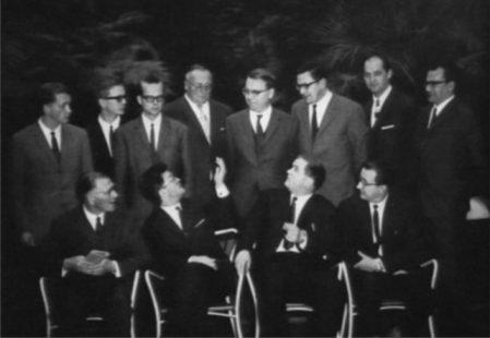 Meistermannschaft 1966