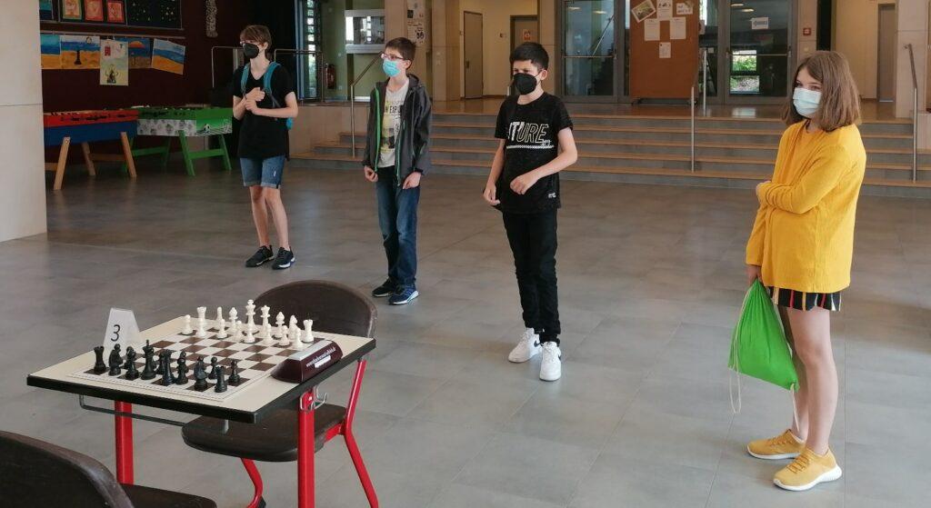 Oberfränkische Mannschaftsmeisterschaft U16