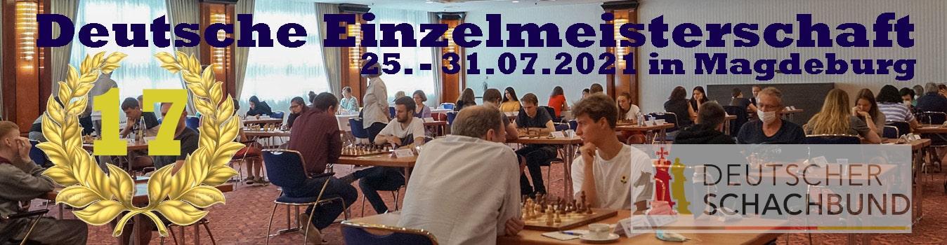 Deutsche Einzelmeisterschaft 2021