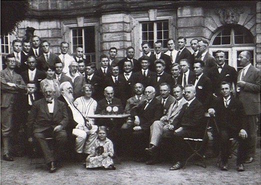 Schachkongress 1928 in Bamberg